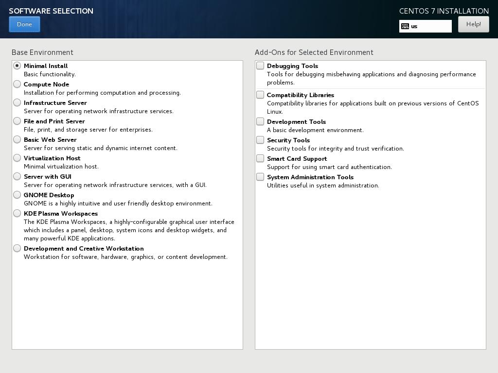 5  Installing CentOS or RHEL — Linux System Administration 2019-02